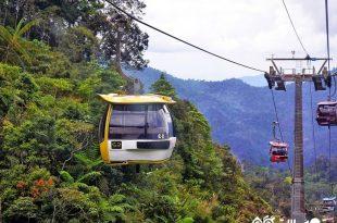 تپه گنتینگ هایلَند مالزی