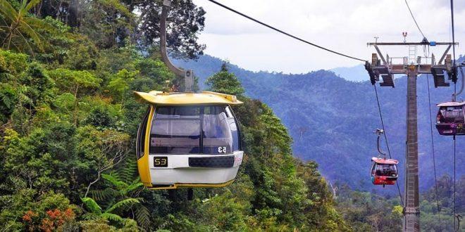 10 مورد از بهترین مکان های دیدنی مالزی
